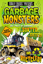 Totally Trucks Garbage Monsters