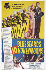 Bluebeard's Ten Honeymoons