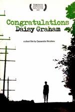Congratulations Daisy Graham