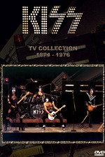 Kiss: TV Collection 1974-1976