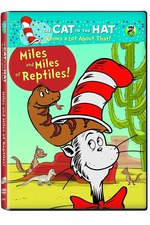 Cat in the Hat: Miles & Miles of Reptiles