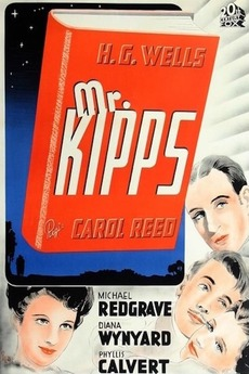 The Remarkable Mr Kipps 1941 Directed By Carol Reed