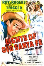 The Lights of Old Santa Fe