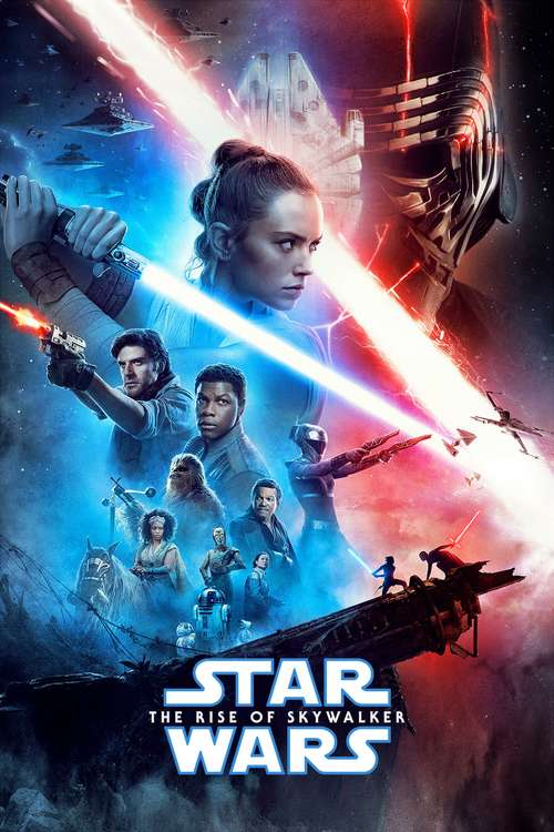 Star Wars: The Rise of Skywalker, 2019 - ★★½