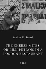The Cheese Mites, or Lilliputians in a London Restaurant