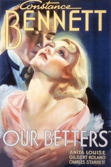 Our Betters (1933)