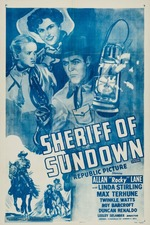 Sheriff of Sundown