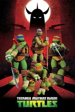 Teenage Mutant Ninja Turtles Rise of the Turtles