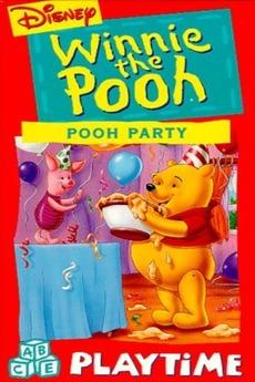 Winnie The Pooh Playtime