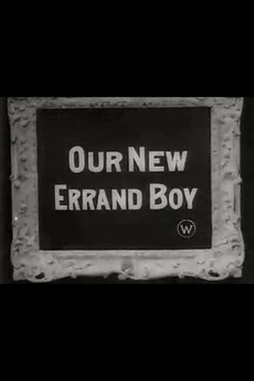Our New Errand Boy