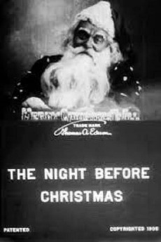 The Night Before Christmas (1905) [HD] First Silent Film