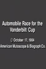 Automobile Race for the Vanderbilt Cup