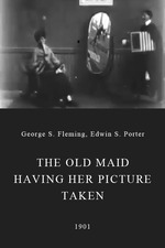 The Old Maid Having Her Picture Taken