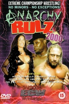 Image result for ECW anarchy rulz 2000