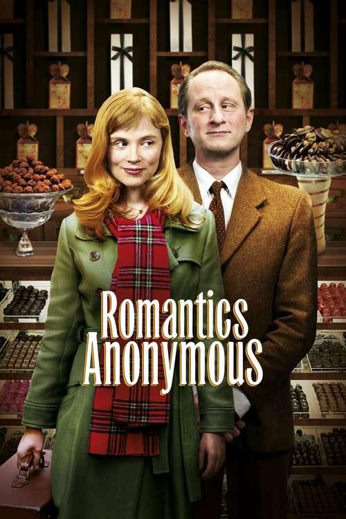 Cover Romantics Anonymous