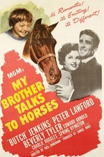 My Brother Talks to Horses