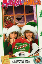 You're Invited to Mary-Kate & Ashley's Christmas Party