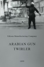 Arabian Gun Twirler