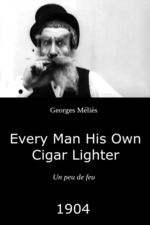 Every Man His Own Cigar Lighter