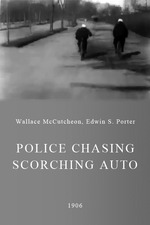 Police Chasing Scorching Auto