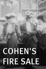Cohen's Fire Sale