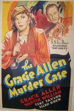 The Gracie Allen Murder Case