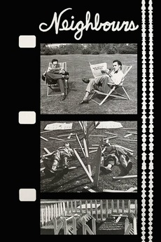 Neighbours (1952) directed by Norman McLaren • Reviews, film + cast