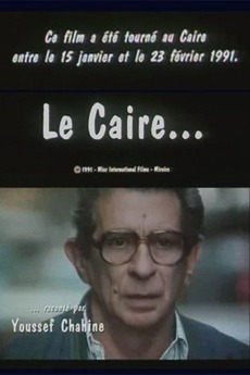 Cairo as Told by Youssef Chahine (1991)