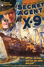 Secret Agent X-9