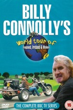 Billy Connolly's World Tour of Ireland, Wales and England