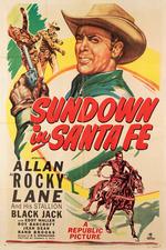 Sundown in Santa Fe
