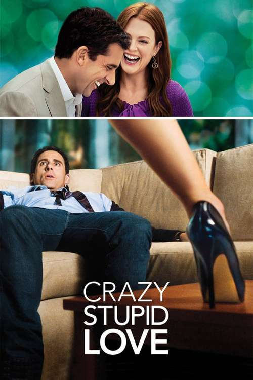 Film poster for Crazy, Stupid, Love.