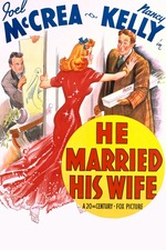 He Married His Wife
