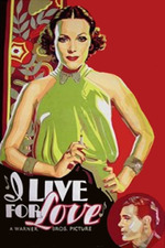 I Live For Love