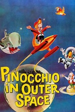 Pinocchio in Outer Space