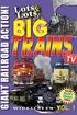 Lots and Lots of Big Trains, Vol 1