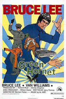 The Green Hornet (1974) directed by William Beaudine, Norman