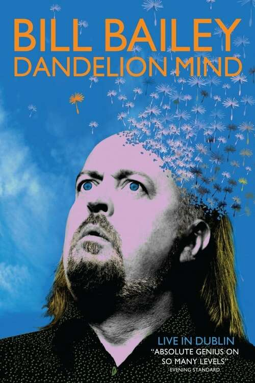 Cover Bill Bailey_ Dandelion Mind