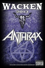 Anthrax: [2013] Wacken Open Air
