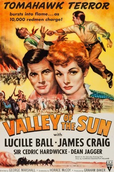 Valley Of The Sun 1942 Directed By George Marshall Reviews Film