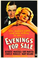 Evenings for Sale