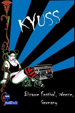 Kyuss - Bizarre Festival, Weeze, Germany
