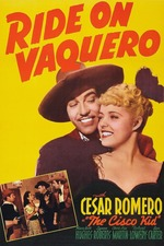 Ride on Vaquero