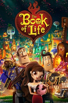 A book of life cast and crew
