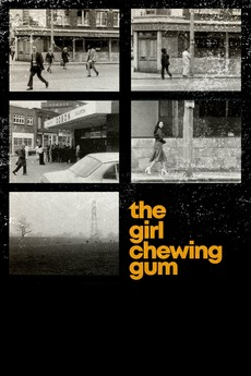 The Girl Chewing Gum
