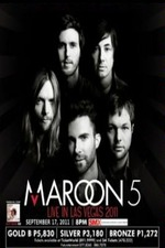 Maroon 5: MTV World Stage