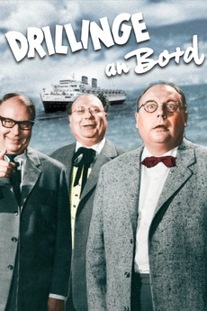 Drillinge An Bord 1959 Directed By Hans Müller Reviews