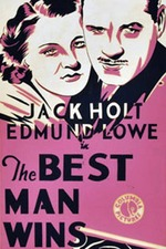 The Best Man Wins