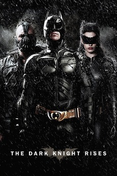 The Dark Knight Rises 2012 Directed By Christopher