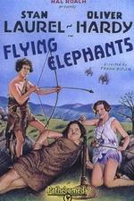 Flying Elephants